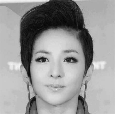 Park Hairstyle by 10 Signature Hairstyles Of 2ne1 S Sandara Park