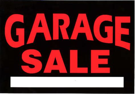 Garage Sales How To The Best Garage Sale Square Cow Movers