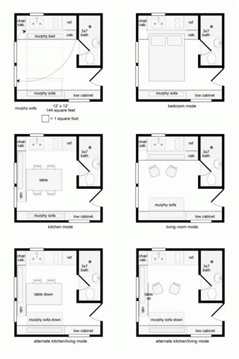 12x12 House Plans Swinging Multi Function Wall Hold Murphy Bed Table For 4 12x12 Floor Plan Esque 8x10