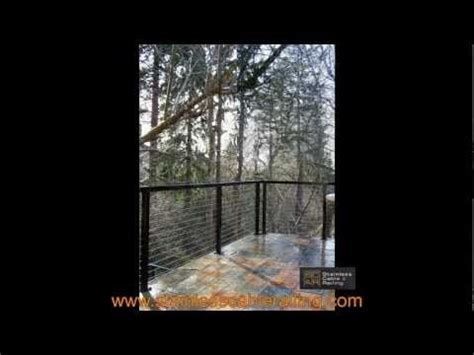 aluminum deck railing systems san francisco to new york 10 best images about scr cable railings on