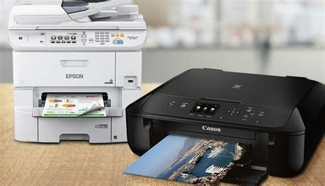 best photo printer the best all in one printers of 2016 pcmag