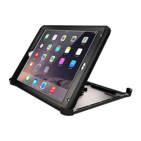 otterbox defender series ipad air  tough case black