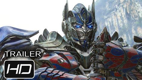 transformers la era de la extinci 243 n trailer oficial