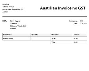 sle invoice not registered for gst download invoice template nz not gst registered rabitah net