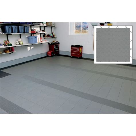 how to install vinyl garage flooring does it require glue