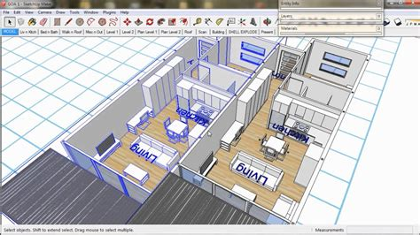 design apartment sketchup how to design an apartment building with sketchup part 1