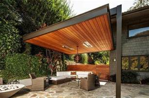 Wood Patio Awning Plans Refreshing Modern Pergola Design Ideas Decor Around The