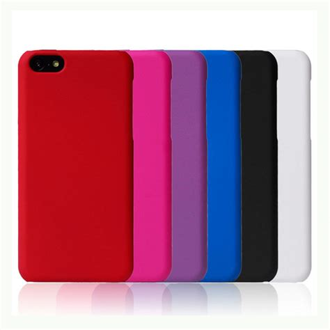 Simple Iphone 5c simple style color design back cover for