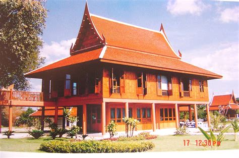 thailand home design pictures traditional thai style home plans