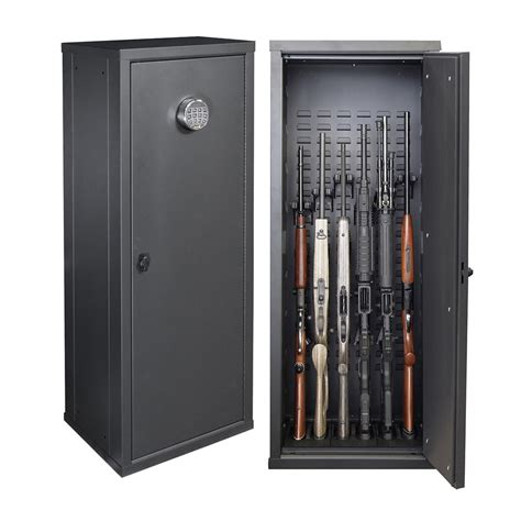 Tactical Gun Cabinet by Secureit Tactical Gun Cabinet Model 52 Fb 52kd 06