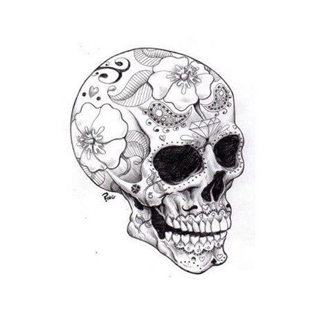 small skull small skull on foot random