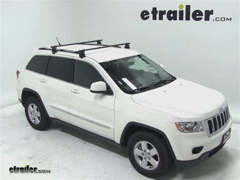 Jeep Grand 2012 Roof Rack Yakima Roof Rack For 2012 Grand By Jeep