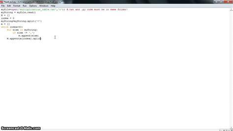 print 5 multiplication table using for loop python homework 4 2 multiplication table youtube