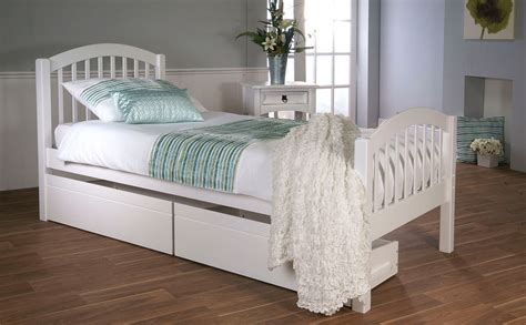 single bed headboards white wood despina single white wooden bed only 163 149 99 furniture
