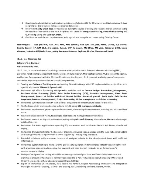 Lead Developer Sle Resume by Involved In Sdlc Resume 28 Images Sofware Development Lead Resume Sle Sdlc Project Manager