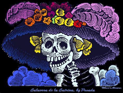 la catrina dia de muertos la catrina mexicana el cafet 237 n de las 5