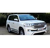 2017 2018 Toyota Land Cruiser 200 Dubai  Car