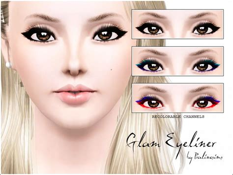 spring4sims the best cc finds downloads for the sims 4 sims 4 cc makeup hairstylegalleries com