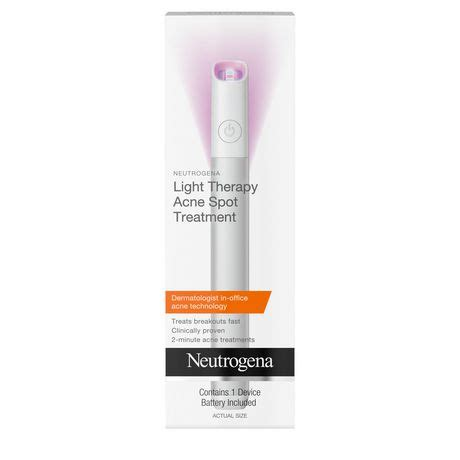 light therapy acne spot treatment reviews neutrogena 174 light therapy acne spot treatment walmart canada