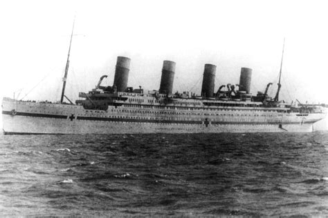 the unseen olympic the ship in illustrations books file britannic during wwi jpg wikimedia commons