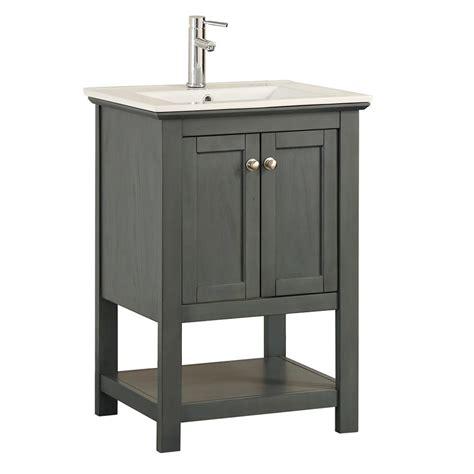 fresca bradford regal    traditional bathroom vanity  gray  ceramic vanity top