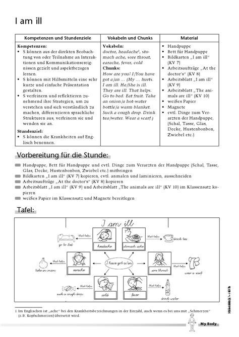 Englisch Arbeitsblatter 3 Klasse