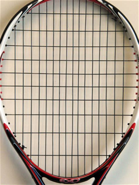 string pattern tennis free patterns spin and string stiffness in tennis
