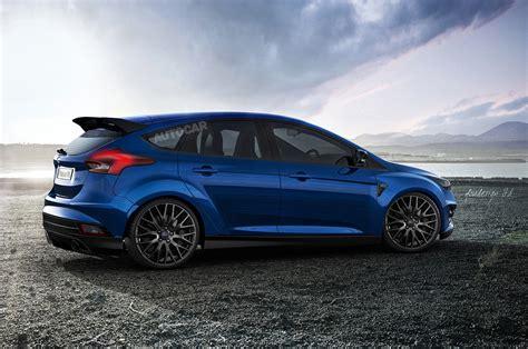 future ford future ford focus rs en 2016 avec 330 ch