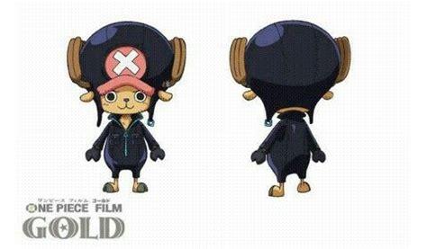 Fzo Tony Tony Chopper One Gold Ver One 113 mejores im 225 genes de one gold en anime de one piratas y mono