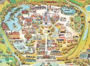 Map Walt Disney World by Walt Disney World Map Images Amp Pictures Becuo