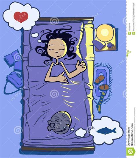 guter schlaf guter schlaf vektor abbildung illustration katze