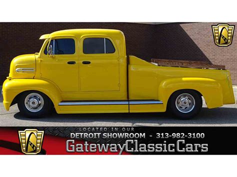 Ford Coe For Sale by 1951 Ford Coe For Sale Classiccars Cc 1032193