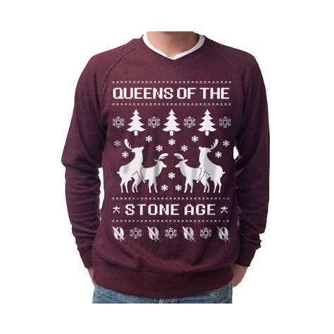 metallica xmas sweater ugly christmas sweaters from queens of the stone age