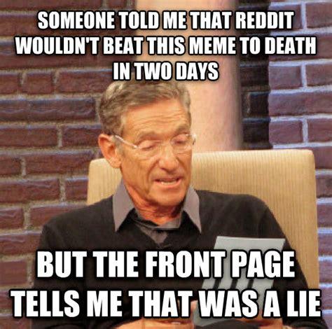 Maurice Meme - livememe com maury determined that was a lie