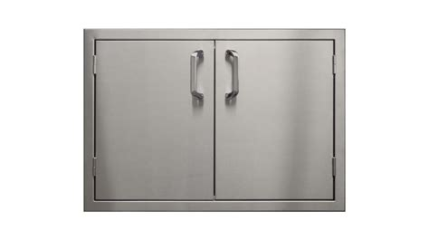 Outdoor Kitchen Stainless Steel Cabinet Doors Stainless Steel Outdoor Kitchen Doors Laurensthoughts