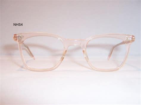 national health glasses in pink blue black or brown i