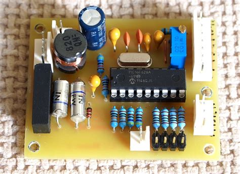 simple lc meter electronics lab