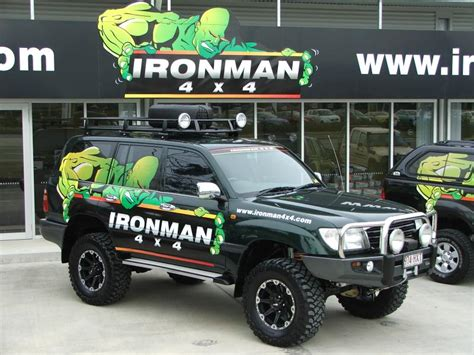 Awning 4x4 Ironman 4x4 Get Off Road