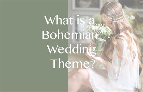 theme wedding definition what is a bohemian boho chic wedding theme prince