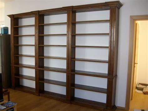 libreria antica libreria in legno antico su misura annunci
