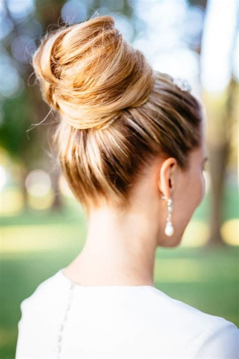 the biggest hair bun in the world the best bridal buns hair world magazine