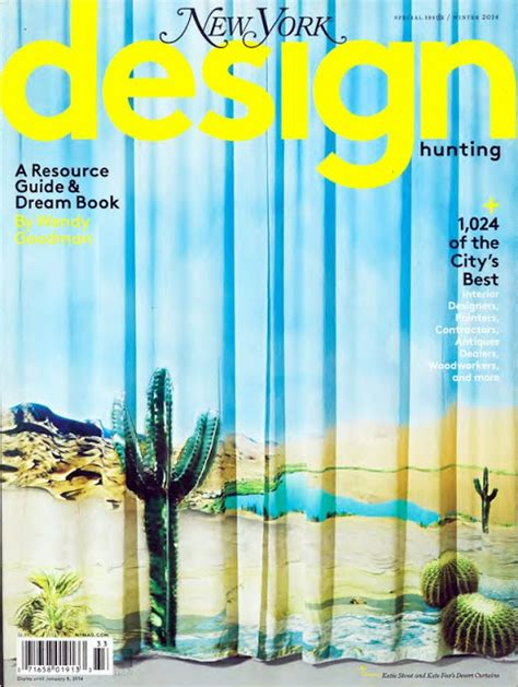 design hunting new york magazine thank you for the mention new york design hunting magazine