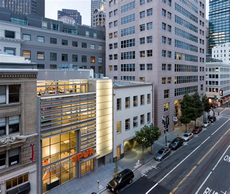 San Francisco Institute Of Architecture Green Mba by About The Center Spur