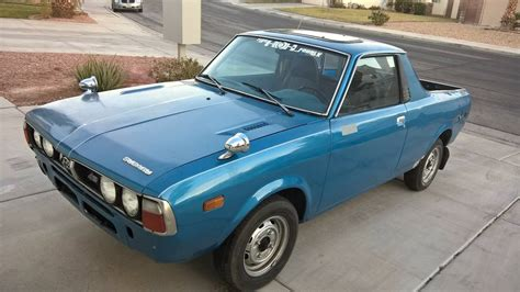 subaru brat for sale 2015 1979 subaru brat w cer shell for sale in battle ground wa