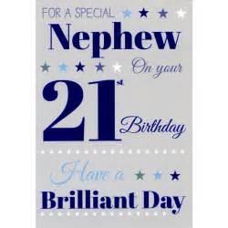 nephew 21st birthday card - Nephew 21st Birthday Card