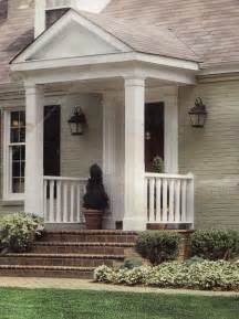 Front Door Porticos Portico For Your Viewing Pleasure A Up Of The Inspiration Porch Front