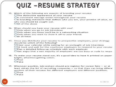 sample resume objective 8 examples in pdf