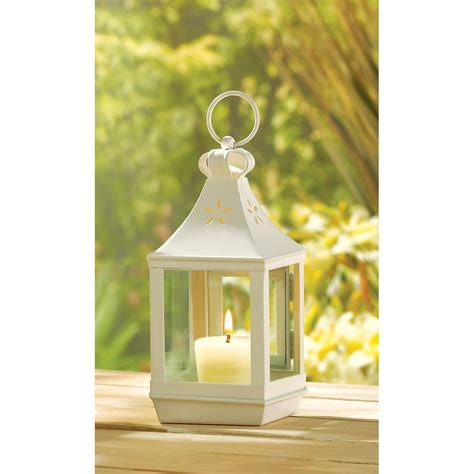 Garden Candle Lanterns Gallery Of Light Mini Cutwork Garden Lantern Candle