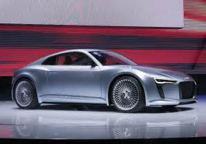 audi e electric car performance specifications