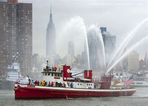 fireboat john j harvey read aloud captain mary s story hour aboard lilac starts 9 aug